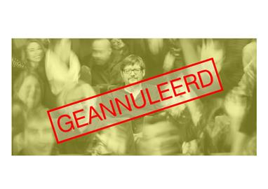 Stand-upcomedy avond Nigel Williams GEANNULEERD